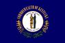 Kentucky state flag icon